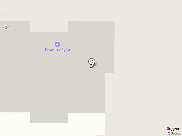 Ёё на карте Хабаровска
