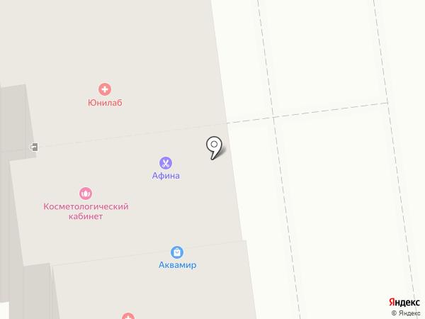 Детский магазин на карте Хабаровска