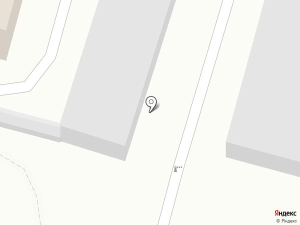 Бизнес Успех ДВ на карте Хабаровска