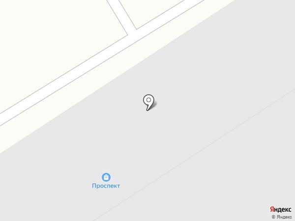 Гамма Электро на карте Хабаровска