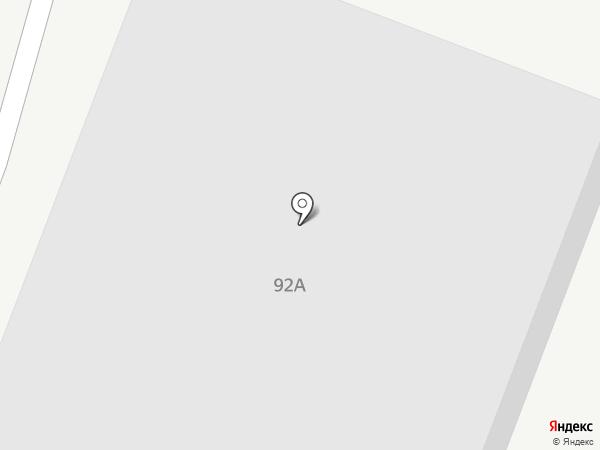 ПЕРЕВОЗОФ на карте Хабаровска