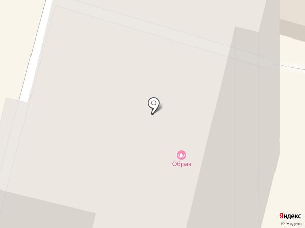 Шери на карте Хабаровска