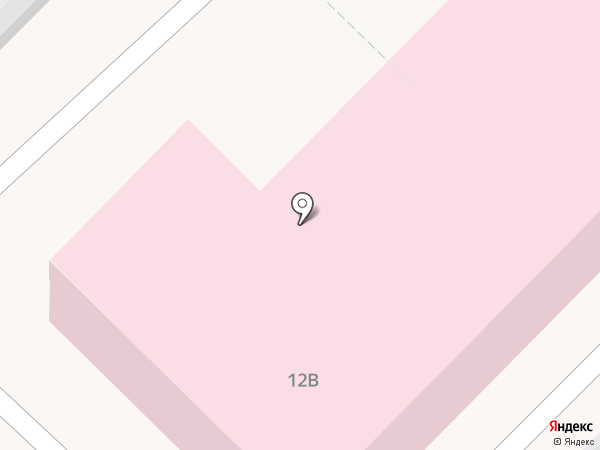 Колымская на карте Хабаровска