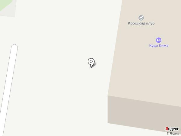 Гелиос на карте Хабаровска