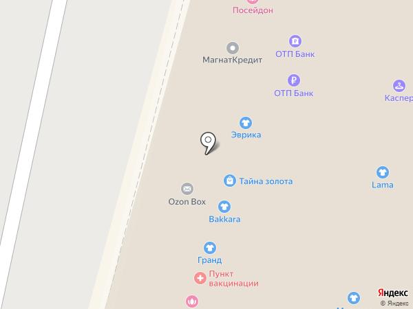 Ит4фит на карте Хабаровска