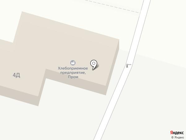 Транстехник-ДВ на карте Хабаровска