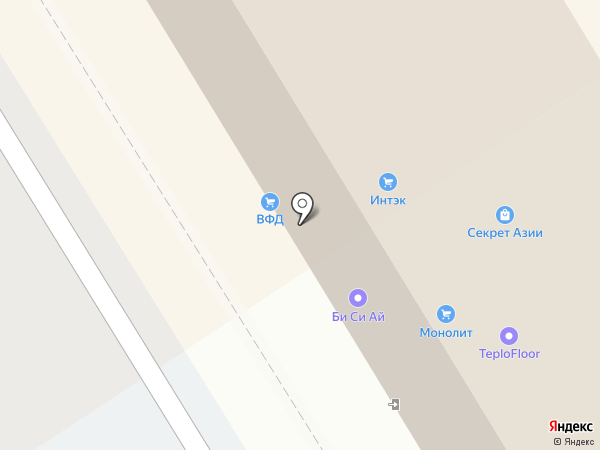 Авто Босс на карте Хабаровска