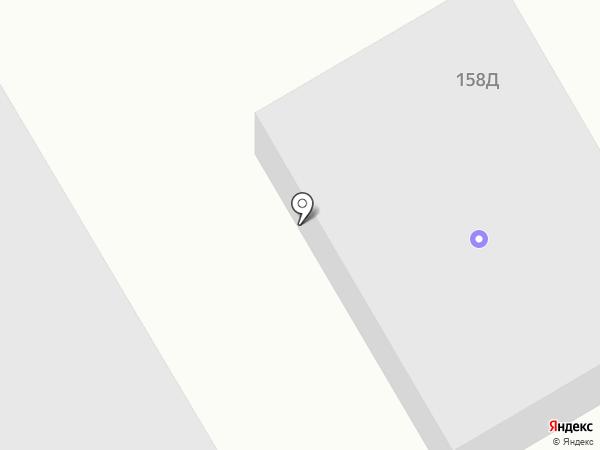 Пиццамэн на карте Хабаровска
