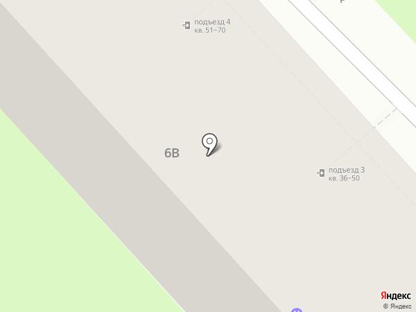 ТСЖ №21 на карте Хабаровска