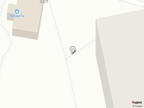 Семейный на карте Хабаровска