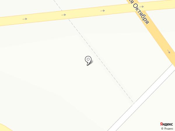 Портовый на карте Хабаровска