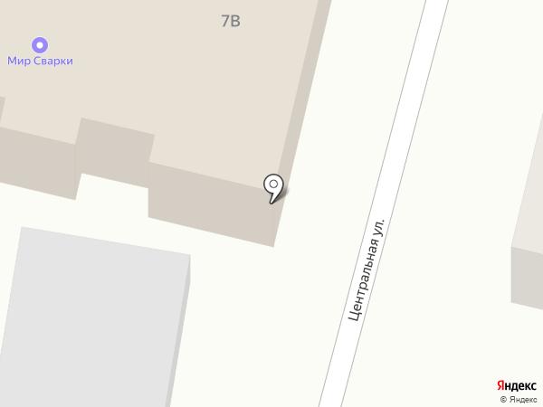 Агротехснаб-ДВ на карте Хабаровска