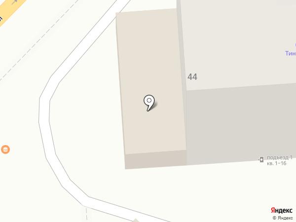 Бомонд на карте Хабаровска