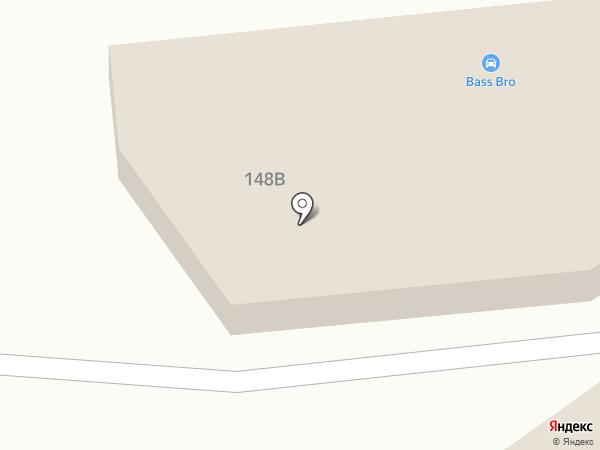 Длинный болт на карте Хабаровска