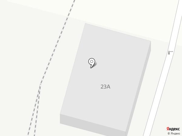 Родник Здоровья на карте Хабаровска