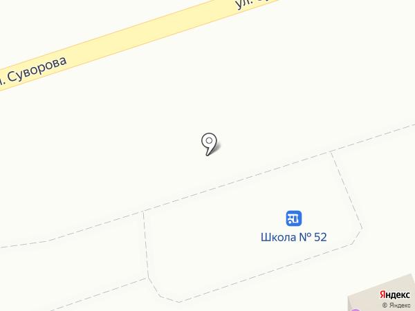 Два шага на карте Хабаровска