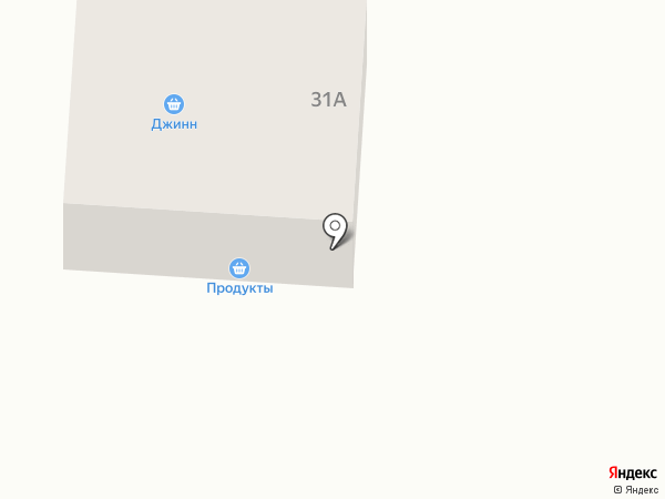Сварог на карте Ильинки