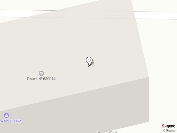 Адонис фарм на карте Хабаровска