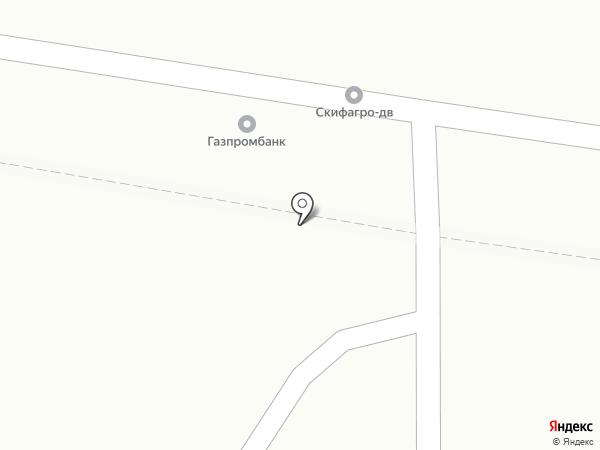 Автостоянка на карте Ильинки