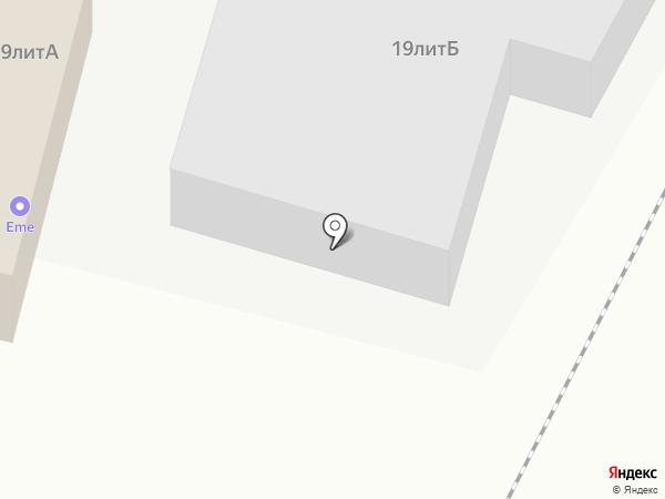 ААА-Авто на карте Хабаровска