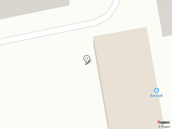 Оптовый на карте Хабаровска