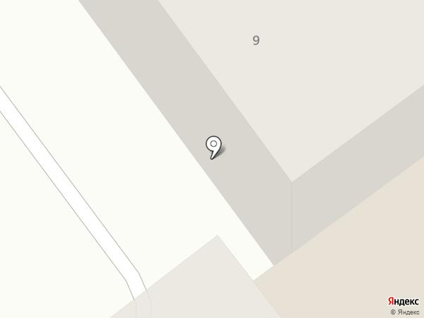 Созвездие, ТСЖ на карте Хабаровска