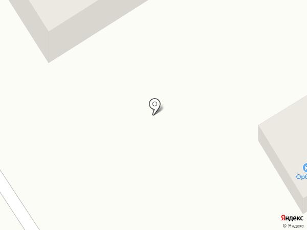 АвтоРазвитие на карте Хабаровска
