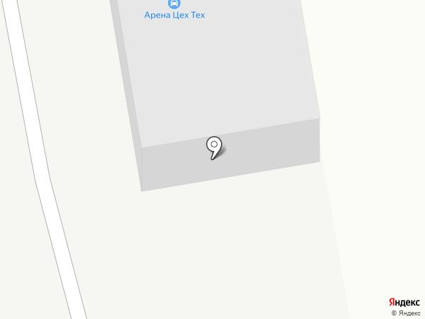 Gronos Auto на карте Хабаровска