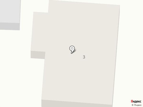 Находка на карте Хабаровска