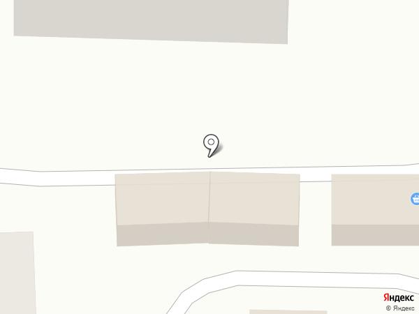 Галактика на карте Хабаровска