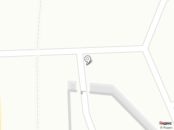 Гаражно-строительный кооператив №150А на карте Хабаровска