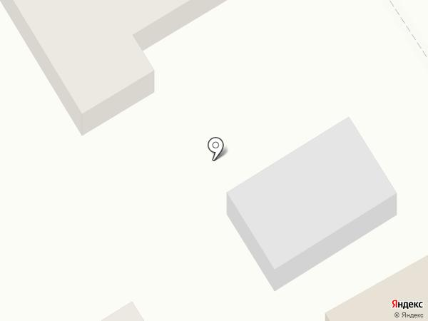 Оквадика на карте Хабаровска