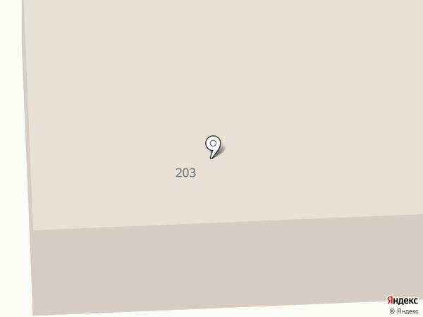 Сигнус на карте Хабаровска