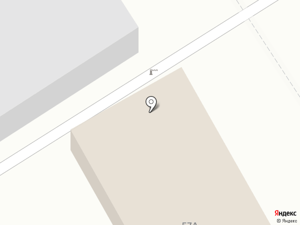 Ферзь на карте Хабаровска