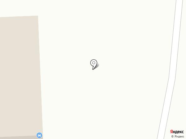 Шашлычный дворик на карте Хабаровска