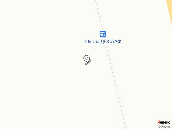Азерифлорис на карте Хабаровска