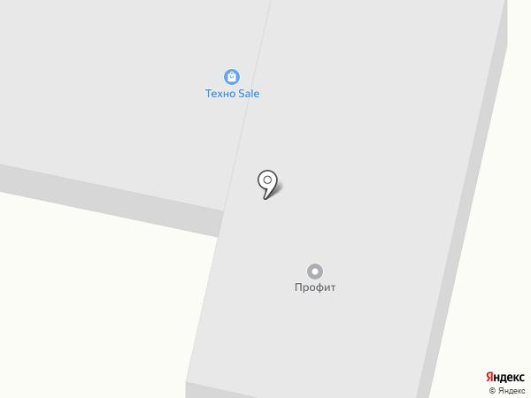 Агрегат на карте Хабаровска