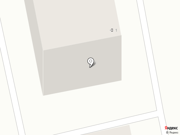 Марис на карте Хабаровска