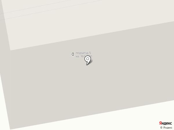 ДОС 78, ТСЖ на карте Хабаровска