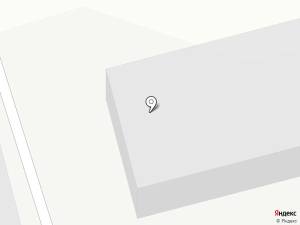 Гепард на карте Хабаровска