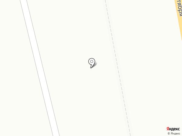 ДНК-АВТО на карте Хабаровска