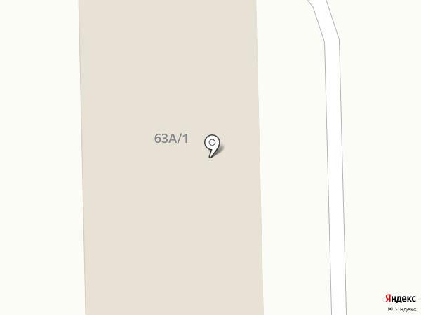 Автомоечный комплекс №1 на карте Хабаровска