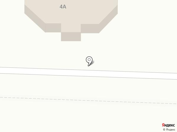 Кимчи-Хаус на карте Хабаровска