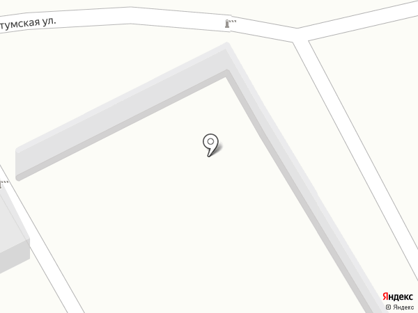 Комплект Автосервис на карте Хабаровска
