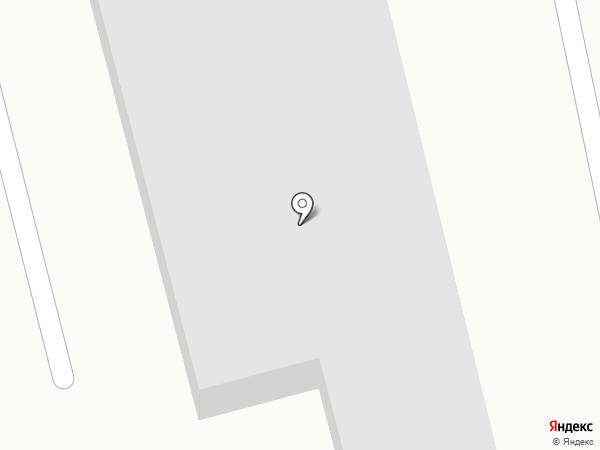 Автоскан-ДВ на карте Хабаровска