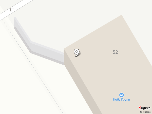КИОТЭК на карте Хабаровска