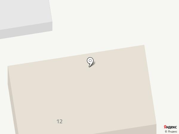 АмурТехСталь на карте Хабаровска