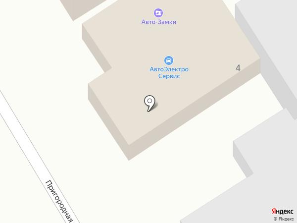 Иннова на карте Хабаровска