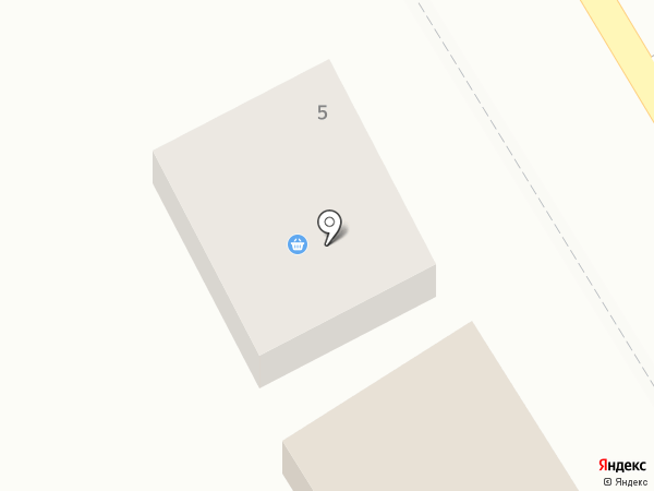 Мебельный магазин на карте Хабаровска