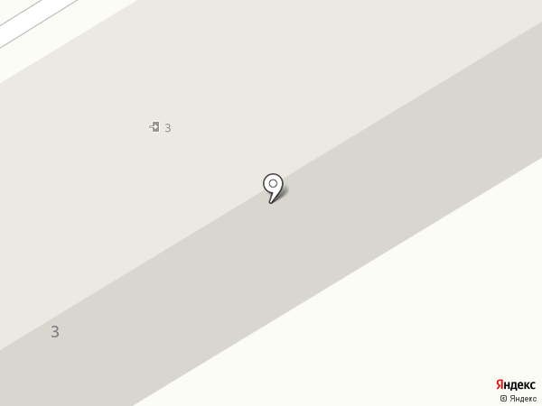 Милаин на карте Хабаровска